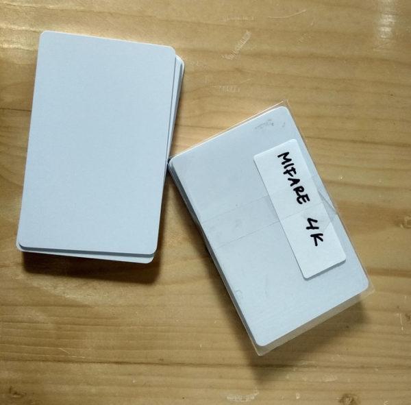 ID CARD KARTU MIFARE 4K