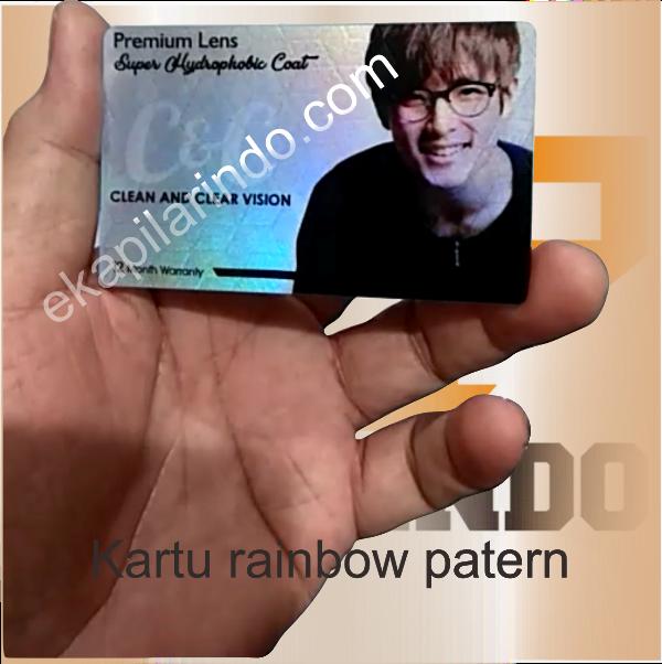 cetak kartu premium
