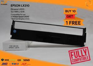 Pita Ribbon Epson LX 310