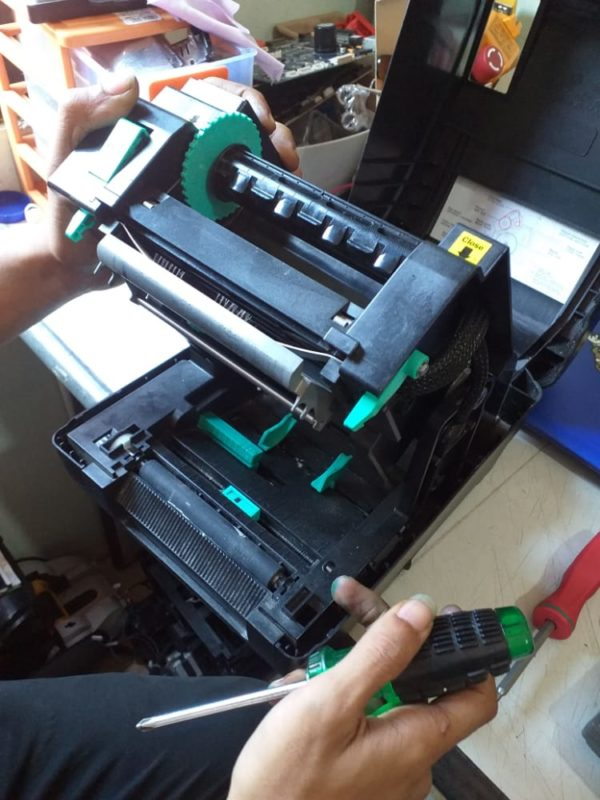 komponen printer tsc TA 210