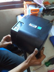 service printer TA 210